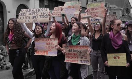 Marcha #8M: una lucha por todas