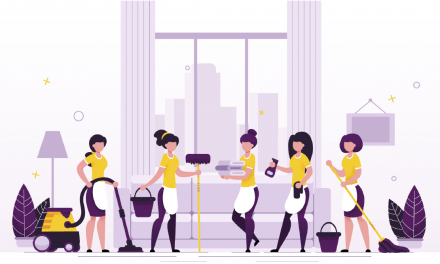 Las mujeres trabajadoras remuneradas del hogar no pueden teletrabajar