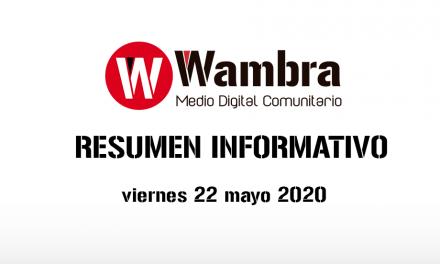 Corona Virus Ecuador – resumen viernes 22 de mayo 2020