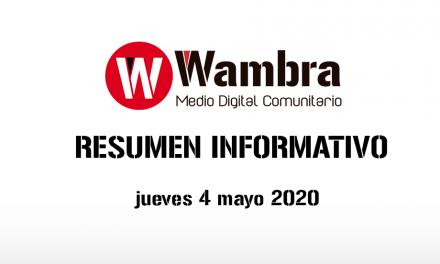 Corona Virus Ecuador – resumen 4 de junio 2020
