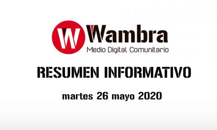 Corona Virus Ecuador – resumen 26 de mayo 2020