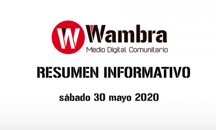 Corona Virus Ecuador – resumen 30 de mayo 2020