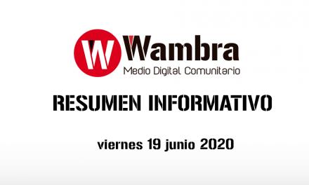 Corona Virus Ecuador – resumen 19 de junio 2020