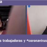 Mujeres trabajadoras y coronavirus. Análisis de la situación en Ecuador.
