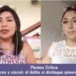 Mujeres y cárcel: el delito sí distingue género en Ecuador