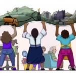 El gobierno endurece las crisis, las mujeres sostienen la vida