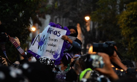 Antigrita: los rostros de las tomas feministas en México
