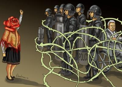 Ilustración: Vilma Vargas