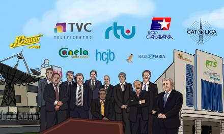 Los dueños de las frecuencias en Ecuador