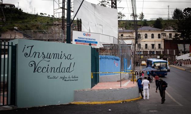 San Roque: maternar, cargar y resistir desde la organización popular