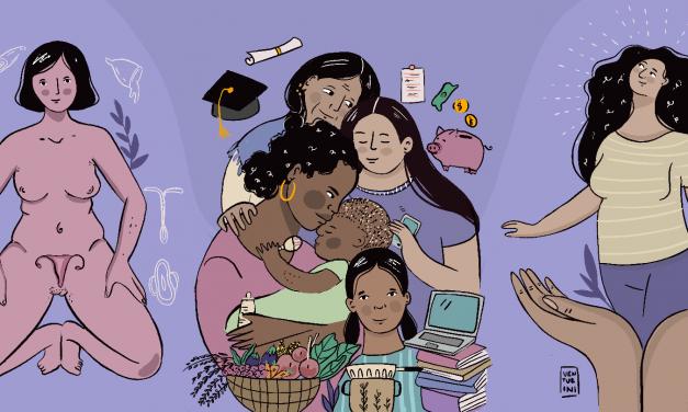 La salud en plural:  maternar, abortar, decidir
