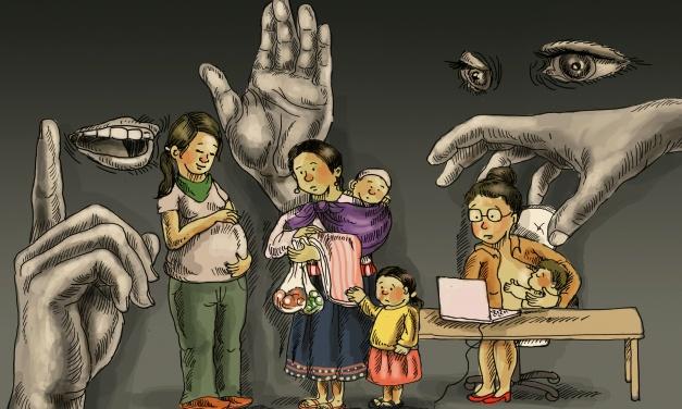 Las maternidades que queremos: decididas, saludables, acompañadas y sostenidas