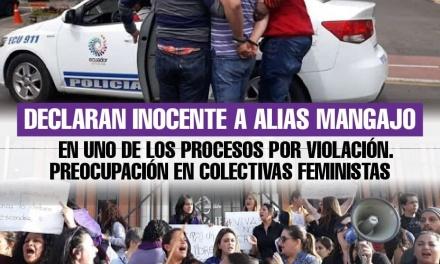 Declaran inocente a alias mangajo en uno de los procesos por violación. Preocupación en colectivas Feministas