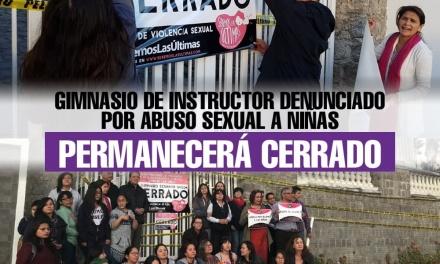 Gimnasio de instructor denunciado por abuso sexual a niñas permanecerá cerrado