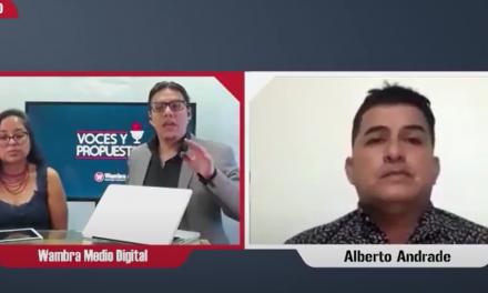 Alberto Andrade: ¿Qué pesa más la economía, la política o la conservación?