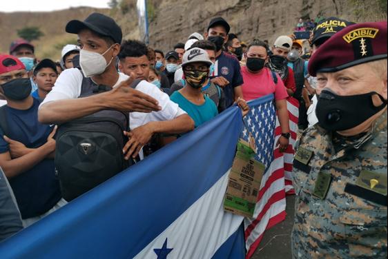 Caravanas centroamericanas: del sueño americano al insomnio mexicano
